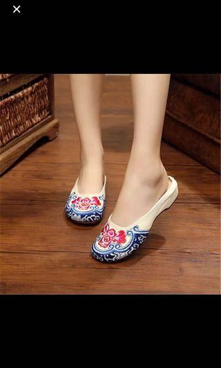 Chinese Embroidery Shoes