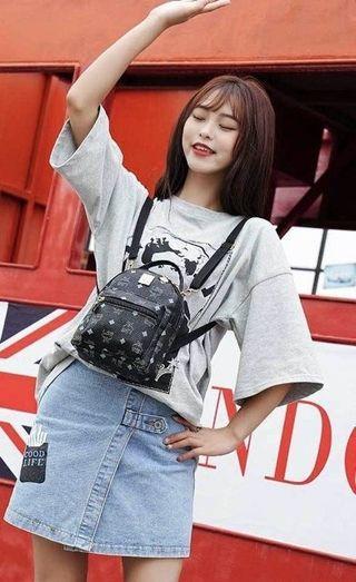 Bagpack (Pu Leather women