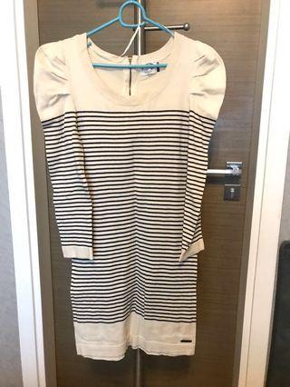 🚚 Striped Dress from Hilfiger Denim
