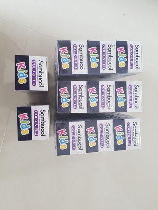 🚚 New in stock Sambucol kids cold and flu liquid