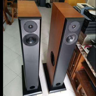 Audio Physics Virgo 2 speakers