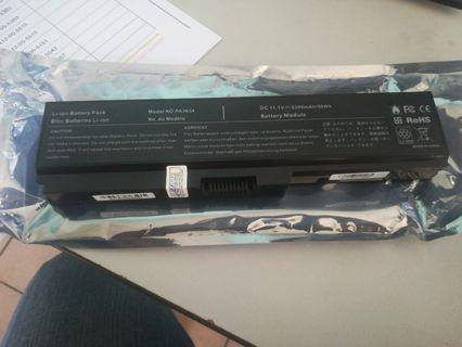Protege M800/Satellite L310 SERIES LAPTOP BATTERY