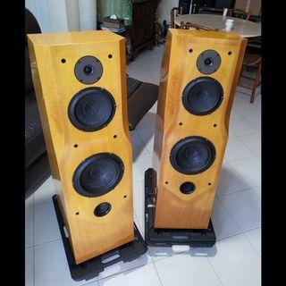 Elite Aethest 6 Speakers