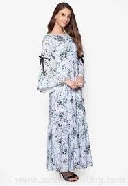 Zalia Bell sleeve Dress