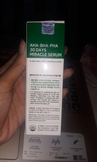 Some By Mi Miracle Serum