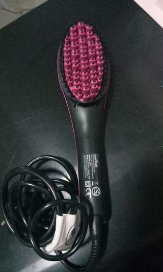 🚚 Hair Straightener Brush JML