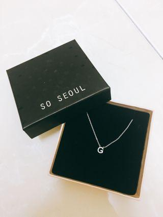 So Seoul Necklace