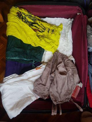 6 pcs Pario/Beach pants