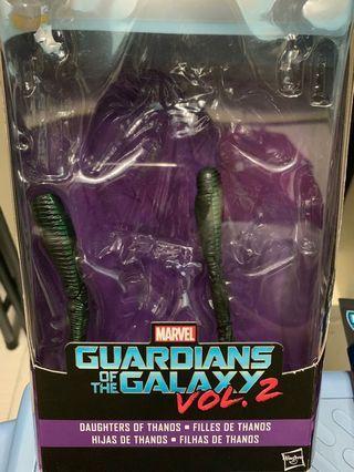 Marvel legends Mantis 左右腳一對 螳螂女 銀河守護隊 復仇者聯盟4 終局之戰 avengers endgame guardians of the galaxy