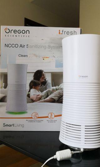 🚚 Ncco Air Sanitizing System