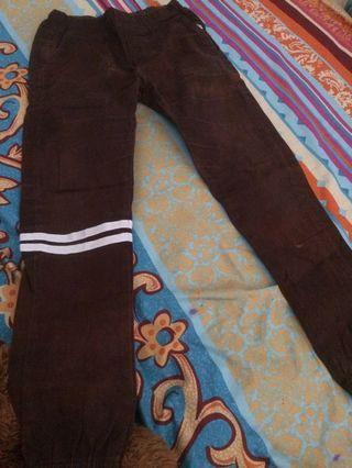 jeans strip