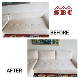 Sofa, mattress, carpet, chair cleaning services