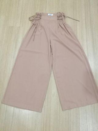 Korean Pants in Blush Color