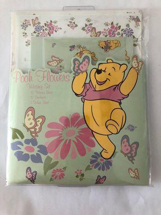 Winnie the Poon 信紙信封