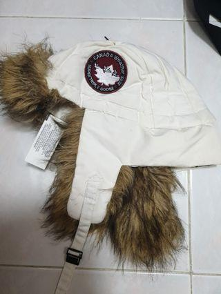 Canada Weathergear : Super Triple Goose Winter Hat (One Size)