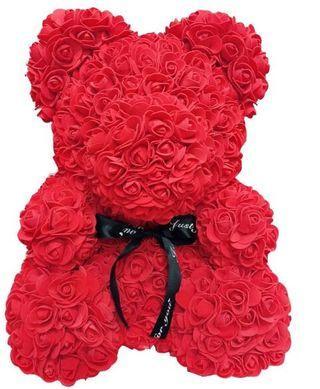 Rose Teddy Bear, Birthday Gift, Anniversary Gift, Wedding Gift