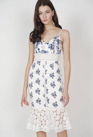 Brand New Arrival MDS Bellari Lace Dress