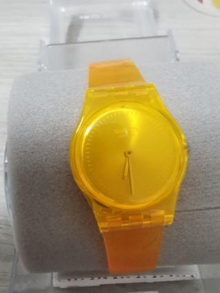 Lovely orange Swatch