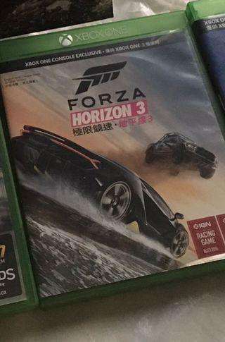 Forza Horizon 3 ( Xbox One )