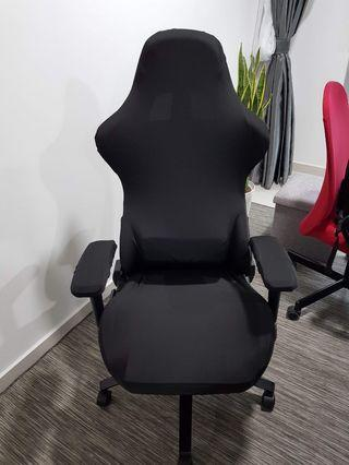 Seat Cover Gaming Chair (Washable, Smooth, Elastic Fabric)
