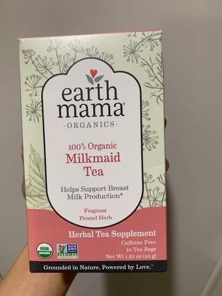 🚚 Earth Mama Organic Milkmaid Tea