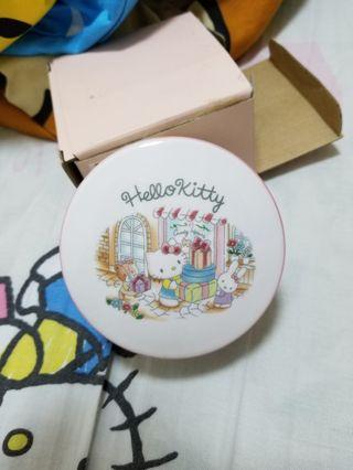 japan sanrio Hello Kitty ceramic case
