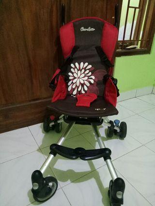 Stroller Cocolatte Iflex