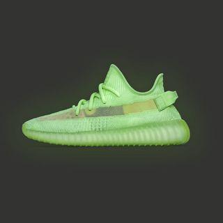 (SG PAIR CONFIRMED) Yeezy Boost 350 V2 Glow