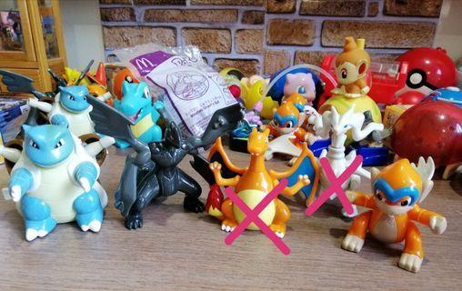Vintage pokemon mcdonalds