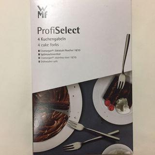 WMF Cake forks (4-pc set)