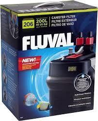 🚚 Fluval 206 external canister