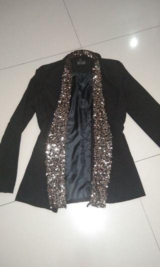 #mauvivo blazer