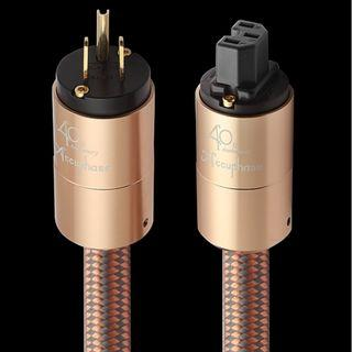Accuphase 40th Anniversary Limited Edition Audiophile Power Cord