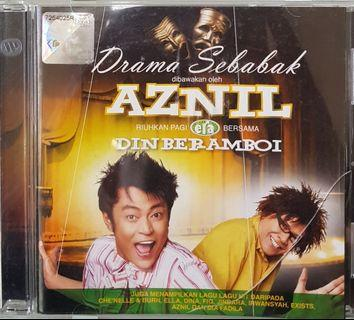 CD Drama Sebabak -DJ Aznil Riuh Pagi di ERA