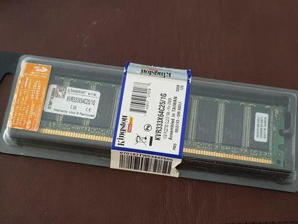🚚 Kingston RAM 1GB #juneholiday30