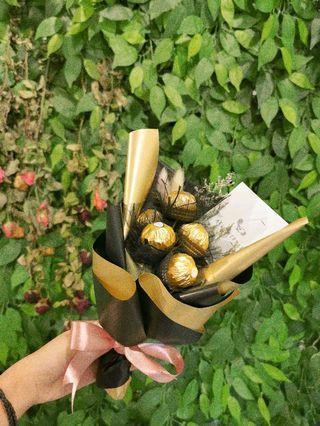 Mini Chocolate bouquet