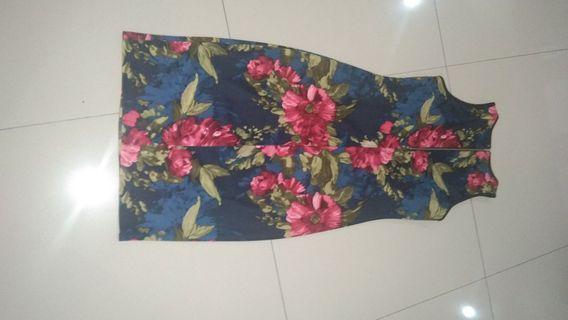 #mauvivo dress flower