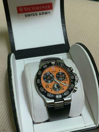 Victorinox Swiss Army Watch (NEGOTIABLE)