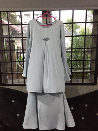 Creacion by Siti Nurhaliza Baju Kurung