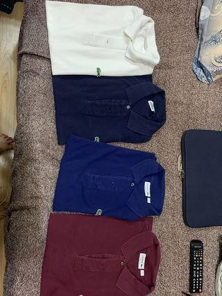 Lacoste classic fit