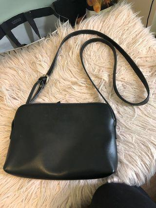 Witchery crossbody bag with 3 compartments