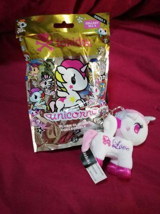 Tokidoki Plush Clip on - Series 1