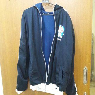 #MAUVIVO Preloved Jacket Bigsize Birdong Fit to XXL Bhn Tbl