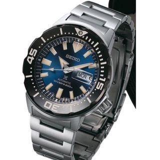 SEIKO / SRPD25K1 / PROSPEX / MEN / AUTOMATIC / 42.4mm / 20atm / Stainless Steel  STRAP / BLUE DIAL