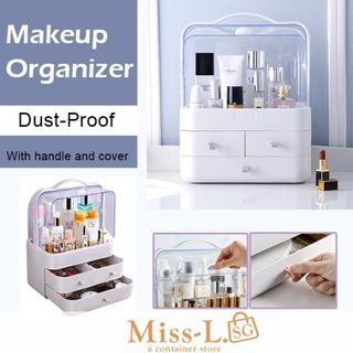 🏅 🏅 FOLJA-DUST-PROOF MAKEUP ORGANIZER