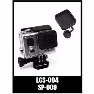GOPRO SILICONE LENS COVER BLACK LCS-004