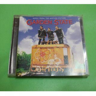 CD  VARIOUS ARTISTS : GARDEN STATE SOUNDTRACK ALBUM (2004) COLDPLAY INDIE