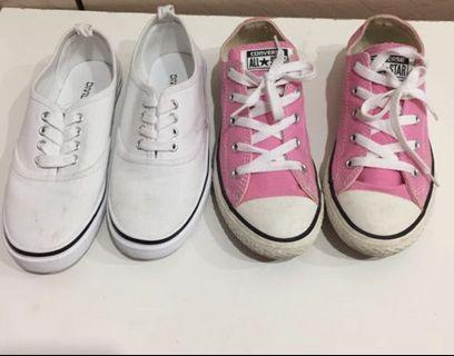 converse, sneakers shoes size US3
