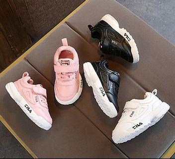 FREE POSTAGE Fila baby shoes