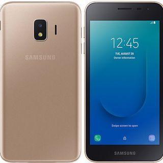 Samsung Galaxy J2 Core warna GOLD